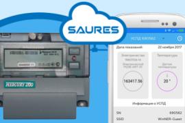 Электросчетчик передающий показания характеристика учетного оборудования